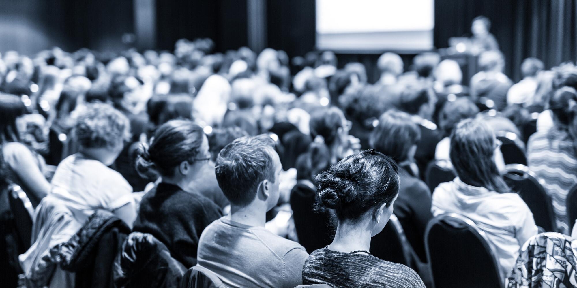 Vorträge & Veranstaltungen
